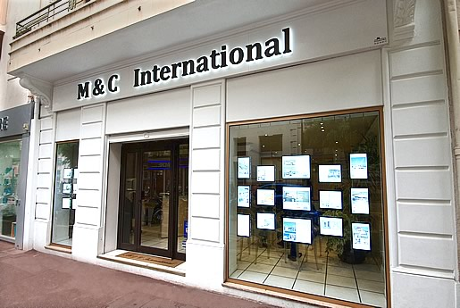 M&C INTERNATIONAL